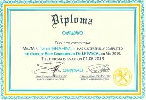 Diplome Taleb